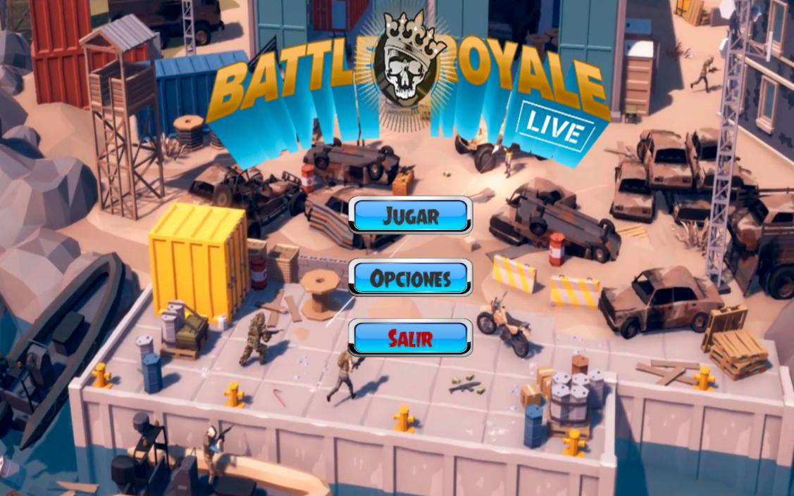 Battle Royale Live