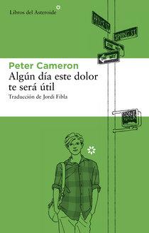 Portada del llibre de Peter Cameron