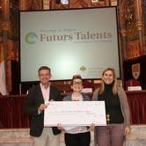 Lliurament del premi Futurs Talents de la Universitat Abat Oliba