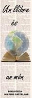 Un llibre és un món: activitats