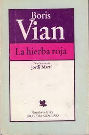 Novela de Boris Vian