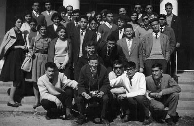 Curs preuniversitari. Primavera del 1960