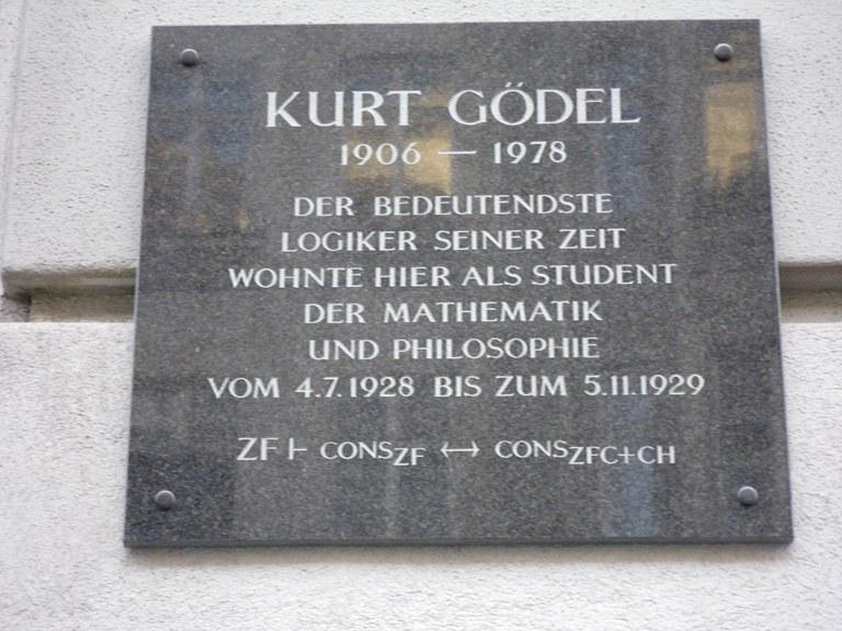 La casa de Gödel