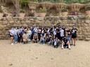 Els alumnes de 4t d'ESO visiten el Parc Güell, patrimoni de la Humanitat