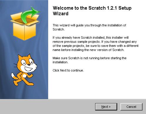 Captura-Scratch Setup