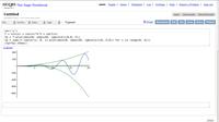 Sistema algebraico libre accesible vía web
