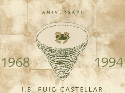Convocatòria del 25è aniversari de l'Institut Puig Castellar