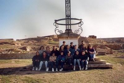 Belchite, marzo de 1993