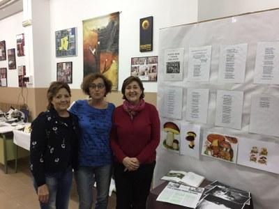 Conferència i exposició de bolets
