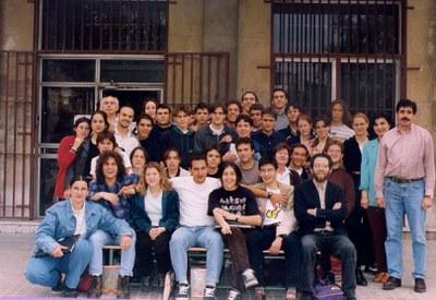 Final de curs, 1997-1998
