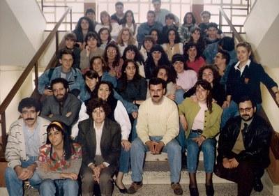 Final de curs, 1992-1993
