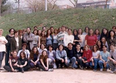 Final de curs, 1998-1999
