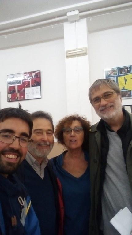 Programa d'activitats del 50è aniversari del Puig Castellar
