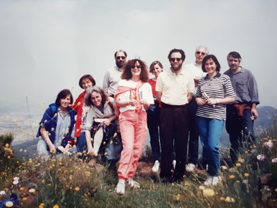 Celebració de la Primavera a Sant Jeroni de la Murtra