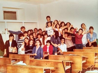 Foto enviada per un alumne de BUP