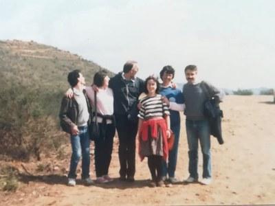 Celebració de la Primavera, anys 80 i 90