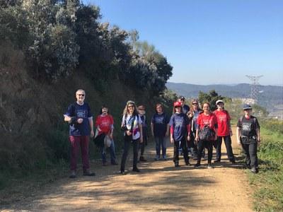 Excursió al poblat ibèric Puig Castellar