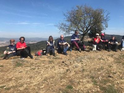 Excursió al Puig Castellar