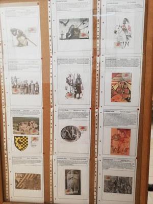 El Cercle Filatèlic de Santa Coloma dedica un segell al 50è aniversari