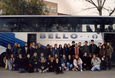 Collioure, febrero de 1998