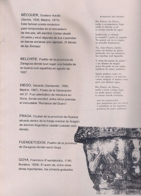 Programa del viaje (curso 1996-1997)