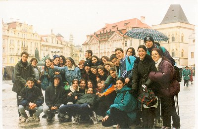 Alumnes de COU (1996-97)