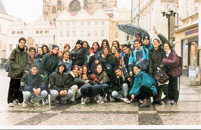 Alumnes de COU (96-97)