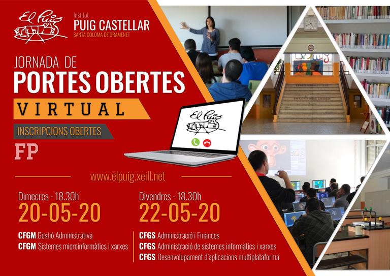 Portes Obertes El Puig FP 2020 - Virtual.png