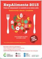 Alumnes nostres participaran al concurs gastronòmic d'ExpAliments 2013