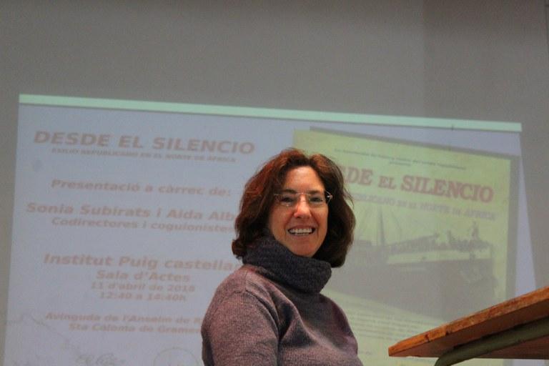 Presentació de l'Exili Republicà en El Puig